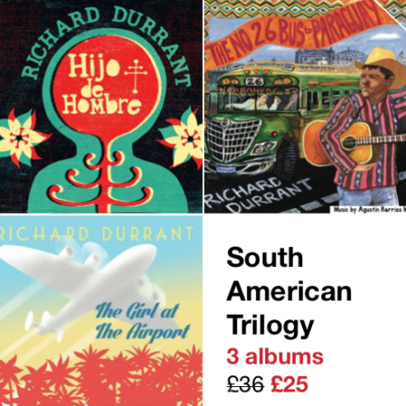 South American Trilogy
