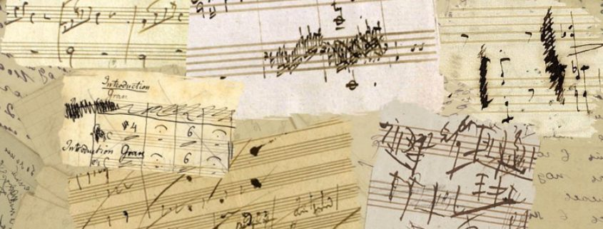 composer scribbles