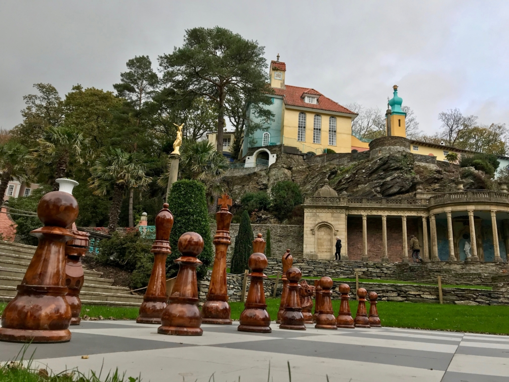 Portmeirion Chess