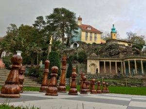 Portmeirion Chess