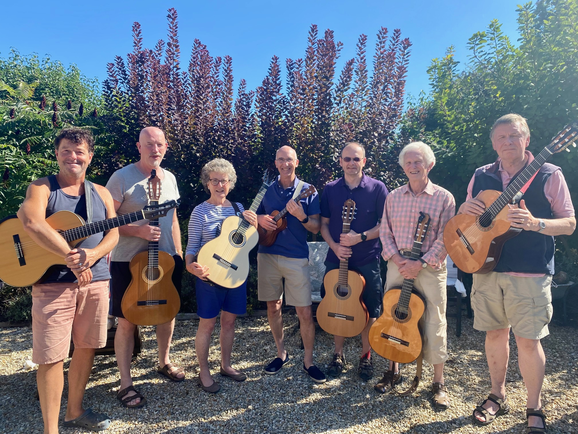 French Guitar Adventurers 2021